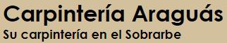 Carpintería Araguás